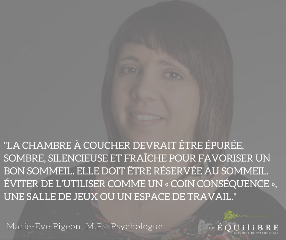 Marie-Ève Pigeon, Psychologue Clinique en Équilibre